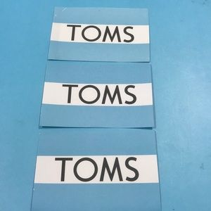 Toms Stickers